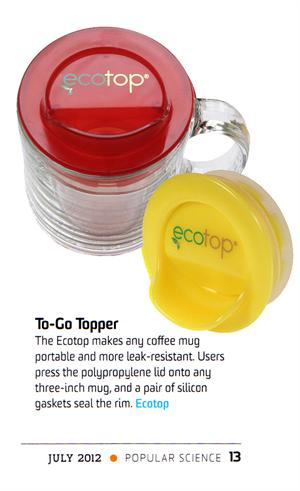 ecotop in Popular Science
